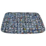 Newspaper Bathmat