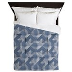 Gypsum Queen Duvet