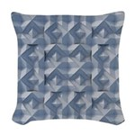 Gypsum Woven Throw Pillow