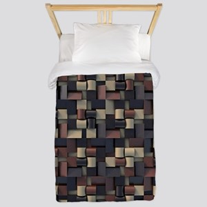 Chocolate Twin Duvet
