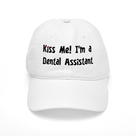 Kiss Me: Dental Assistant Cap