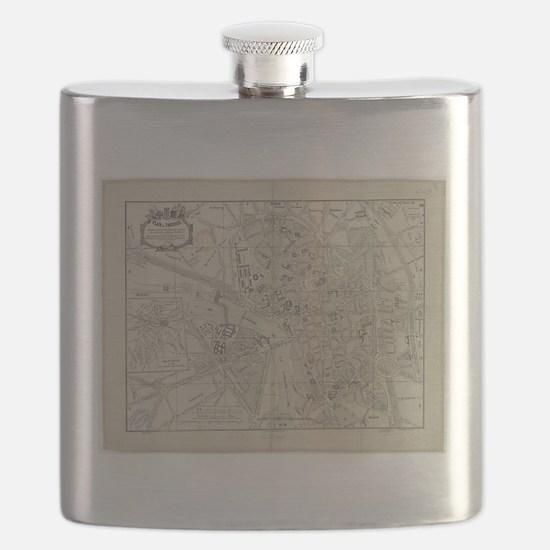 Unique Antique Flask