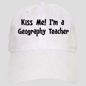 Kiss Me: Geography Teacher Cap