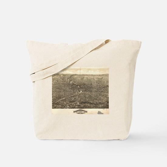 Unique Rochester ny Tote Bag