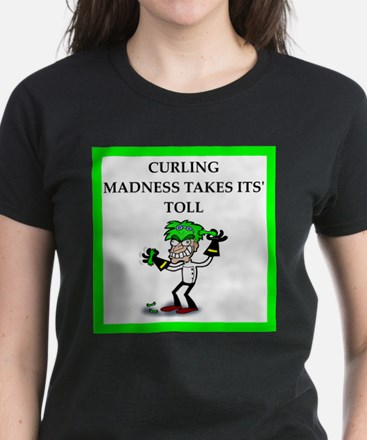 curling joke T-Shirt