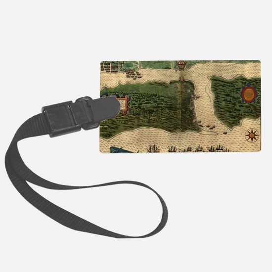 Unique St. augustine Luggage Tag