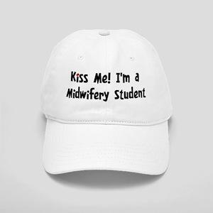 Kiss Me: Midwifery Student Cap