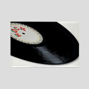 Vinyl Rock Magnets