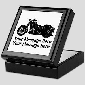 Personalize It Keepsake Box
