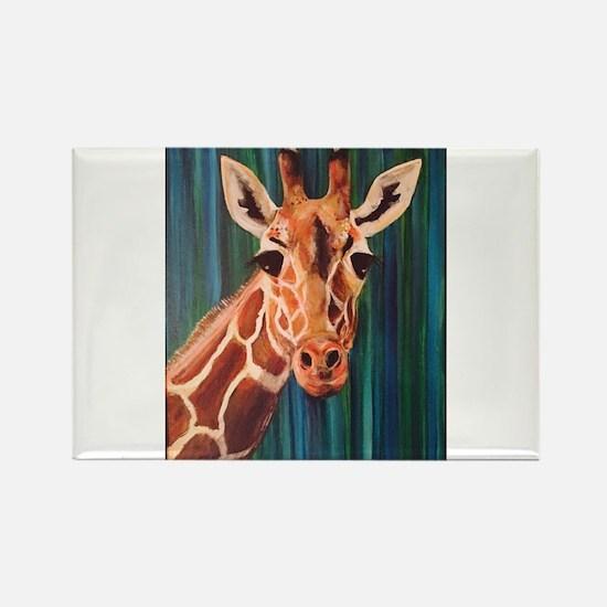 Giraffe Fun! Magnets