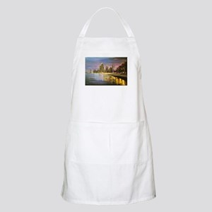 Chicago by Night Apron