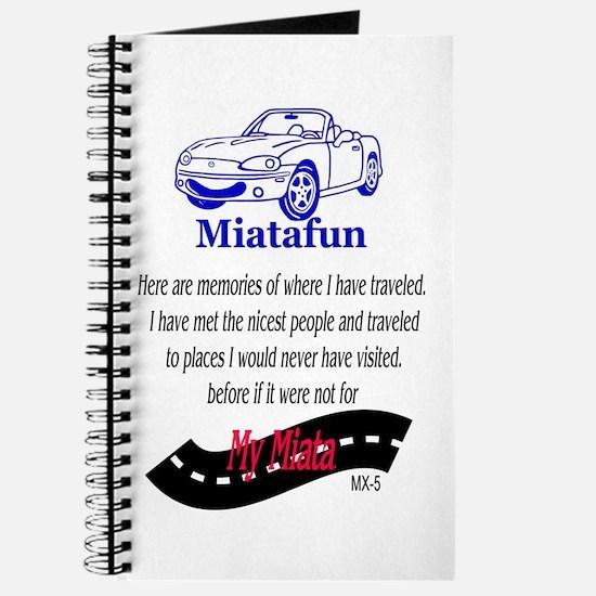MiataFun Journal