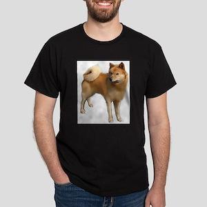 Finnish spitz portrai T-Shirt