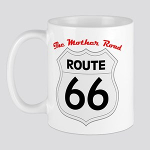 Route 66 - The Mother Road Mug