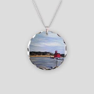 Holland, Mi Big Read Necklace