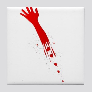 Severed Arm Tile Coaster