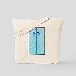 Shower Hands Tote Bag