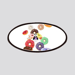 Panda & Donuts Patch