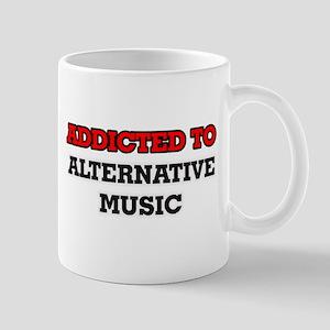 Addicted to Alternative Music Mugs