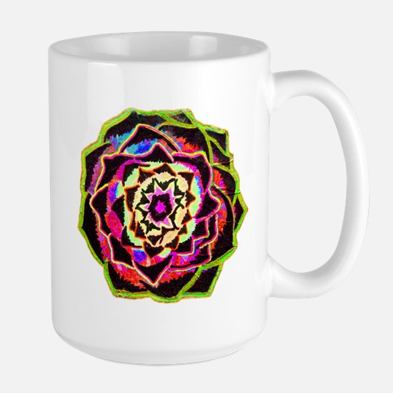 Organic Mandala Mugs