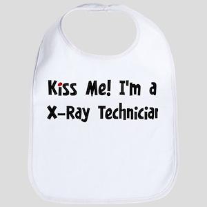 Kiss Me: X-Ray Technician Bib