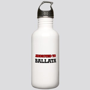 Addicted to Ballata Stainless Water Bottle 1.0L