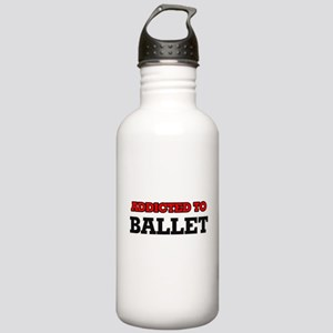 Addicted to Ballet Stainless Water Bottle 1.0L