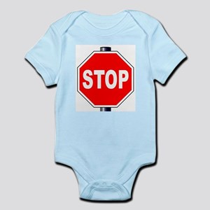 Octagon Stop Sign Body Suit