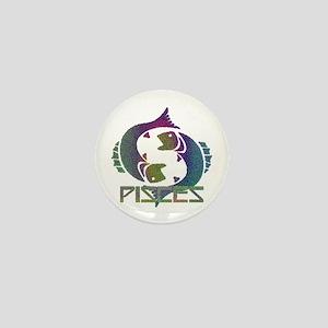 PISCES #3 Mini Button