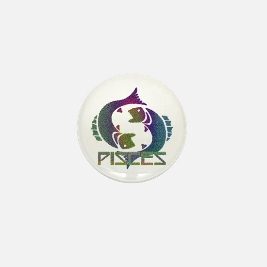 PISCES #3 Mini Button