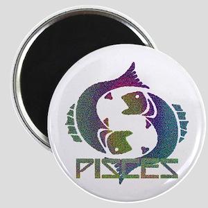 PISCES #3 Magnet