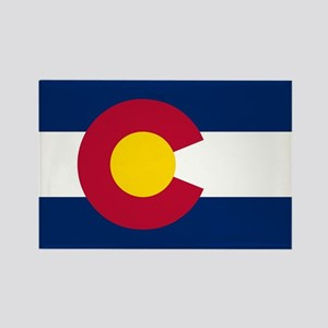 Colorado State Flag Magnets