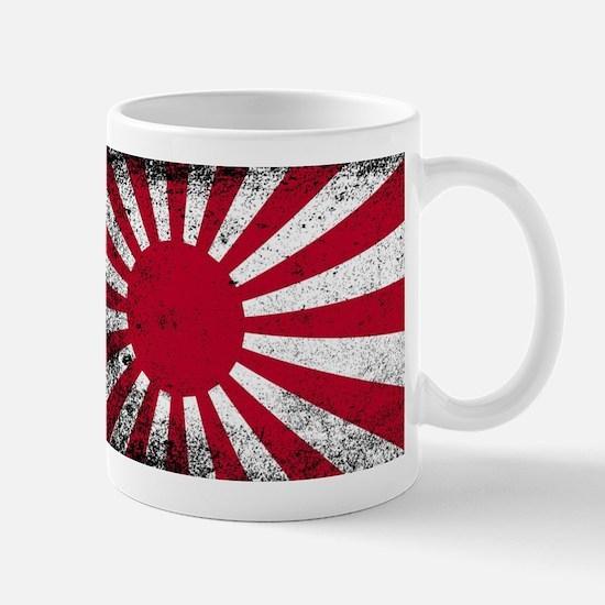 Japanese Flag Mugs