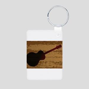 Guitar Brand Keychains