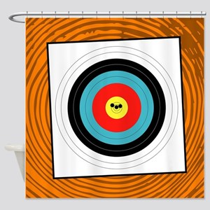 Grouping Shower Curtain