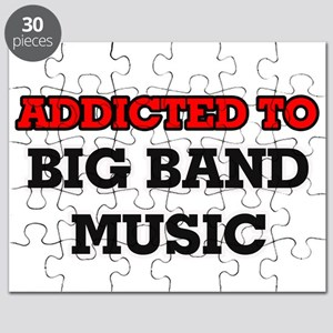 Addicted to Big Band Music Puzzle