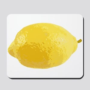 Lemon Mousepad