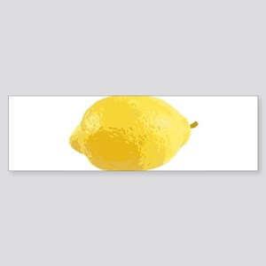 Lemon Bumper Sticker