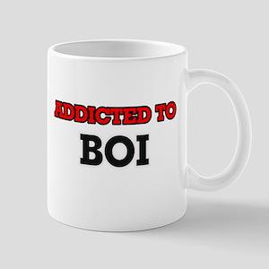 Addicted to Boi Mugs