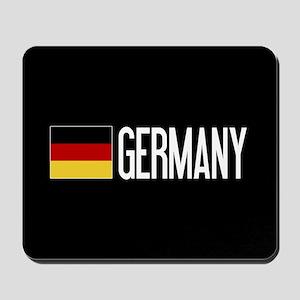 Germany: Germany & German Flag Mousepad