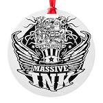 Massive Ink 900x900 Ornament