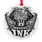 Massive Ink 900x900 Ornament
