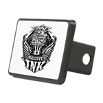 Massive Ink 900x900 Hitch Cover