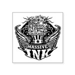 Massive Ink 900x900 Sticker
