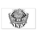 Massive Ink 900x900 Sticker