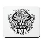 Massive Ink 900x900 Mousepad