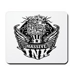 Massive Ink 900x900 Mousepad