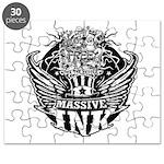 Massive Ink 900x900 Puzzle