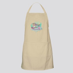 Cute Personalized Mermaid Light Apron