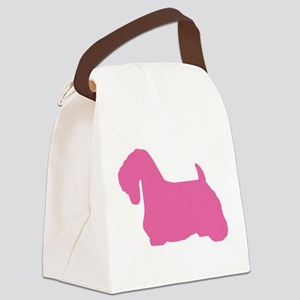 SEALYHAM TERRIER Canvas Lunch Bag